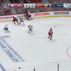Montreal Canadiens at Ottawa Senators - 04/19/2015