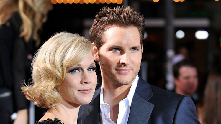 Twilight LA Premiere 2008 Jennie Garth Peter Facinelli