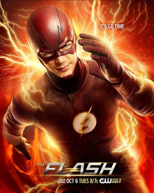 'The Flash' Season 2 key art -- The CW