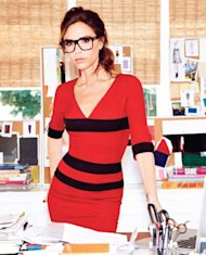 FIRST LOOK! Victoria Beckham launches first Optical collection for SS13