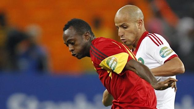Angola and Morocco played out a 0-0 draw