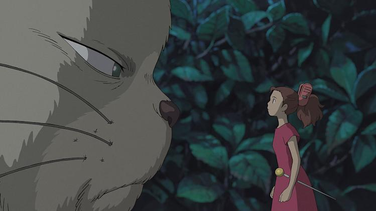 Walt Disney Pictures 2012 The Secret World of Arrietty