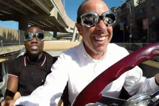 Jerry Seinfeld Declares 'TV Is Over and There's Nothing Special About It'