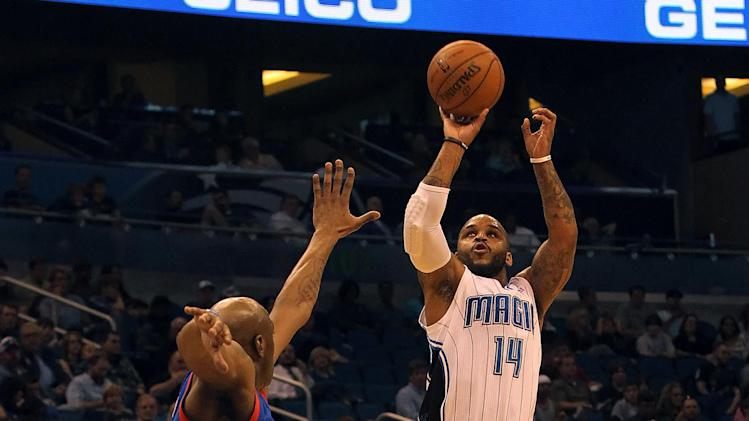 NBA: Philadelphia 76ers at Orlando Magic