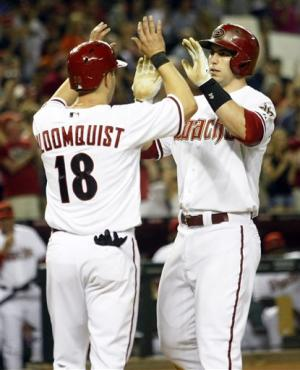 Goldschmidt homers twice, D-backs beat Reds 11-5