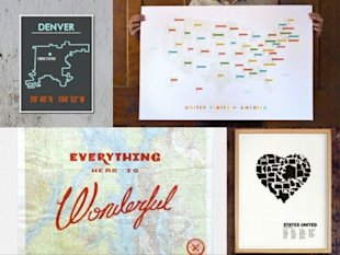 10 Ways to Decorate with Maps