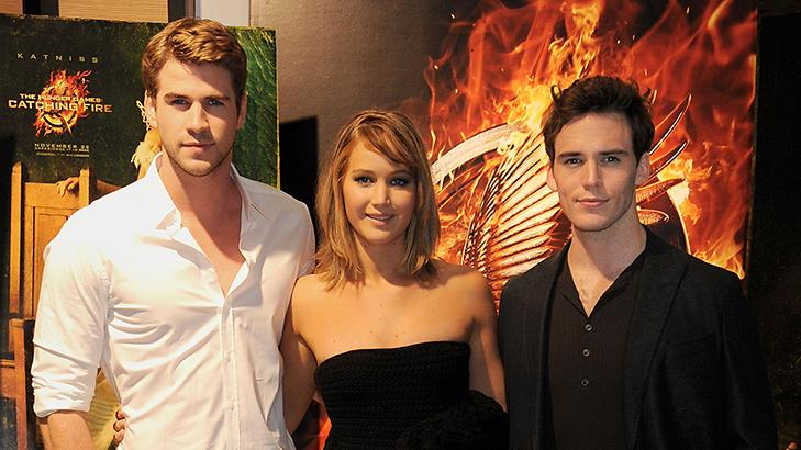 The Hunger Games: Catching Fire At The 2013 Cannes Film Festival At The Majestic Barriere