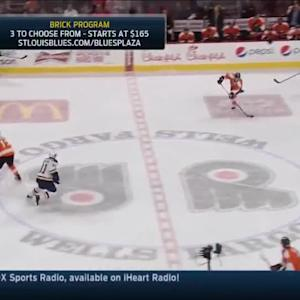 St. Louis Blues at Philadelphia Flyers - 03/05/2015