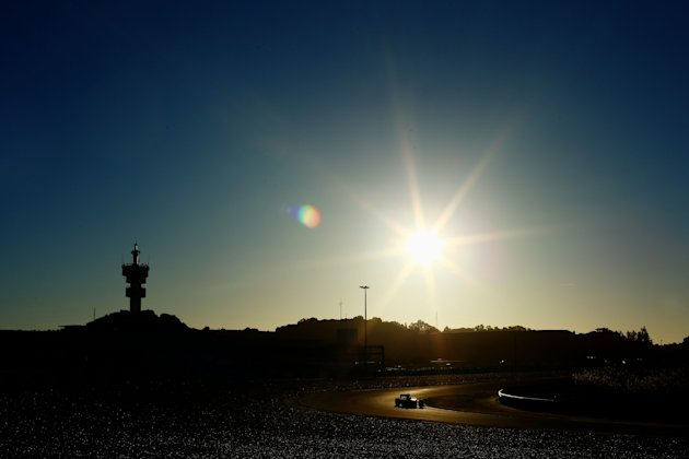 F1 Testing in Jerez - Day Three