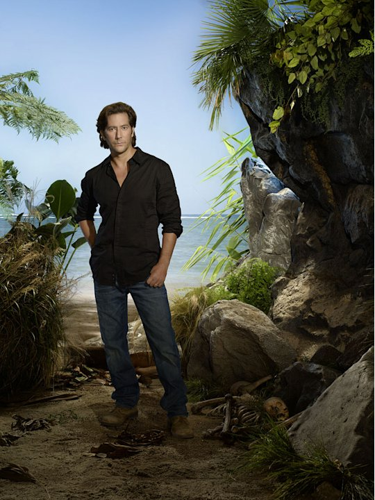 "Henry Ian Cusick stars as Desmond on ""Lost."""
