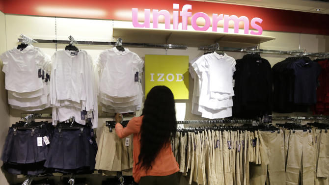 US retail sales up 0.2 percent in July