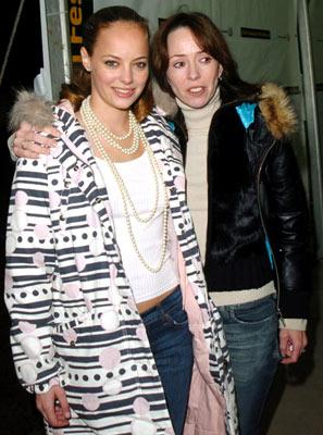 Bijou Phillips and Mackenzie Phillips The Jacket Premiere - 1/23/2005 Sundance Film Festival