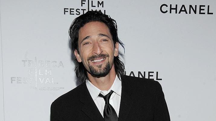 2009 Tribeca Film Festival Chanel Artists Dinner Adrien Brody