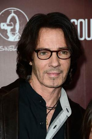 Rick Springfield arrives at the Premiere Of 'Sound City' at ArcLight Cinemas Cinerama Dome, Hollywood, on January 31, 2013  -- Getty Images