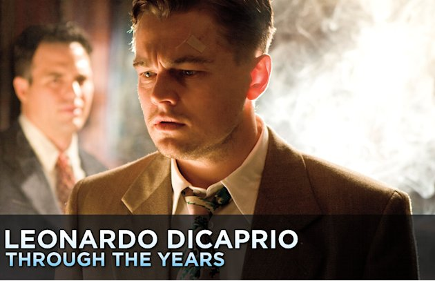 Leonardo DiCaprio through the years 2010