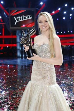 Danielle Bradbery seen during 'The Voice' finale, June 18, 2013 -- NBC