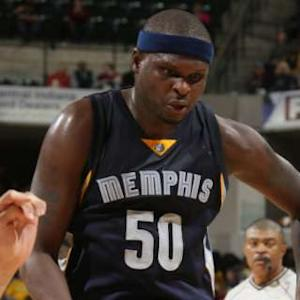 Grizzlies vs. Pacers