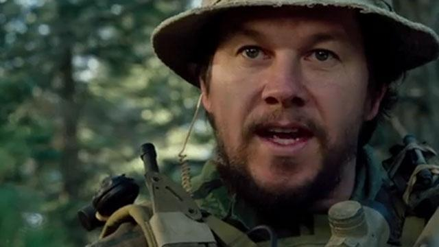 Mark Wahlberg Is At War In 'Lone Survivor'