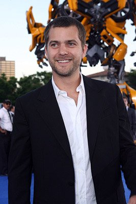 Joshua Jackson at the Los Angeles premiere of DreamWorks/Paramount Pictures' Transformers