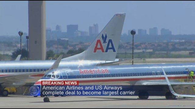 AP Sources: American Airlines, US Airways To Merge