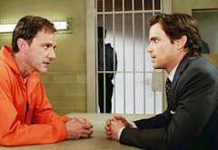 Tim DeKay and Matt Bomer | Photo Credits: USA Network