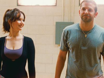 'Silver Lining Playbook's' Bradley Cooper Goes Mental