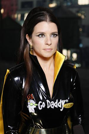 Danica to keep it clean in GoDaddy Super Bowl spot