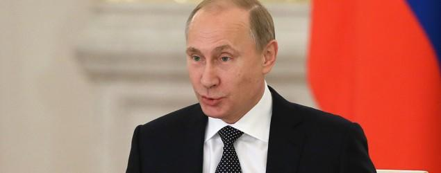 Putin cancels break for government workers