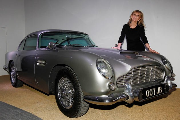 Bond films to celebrate fifty years of 007