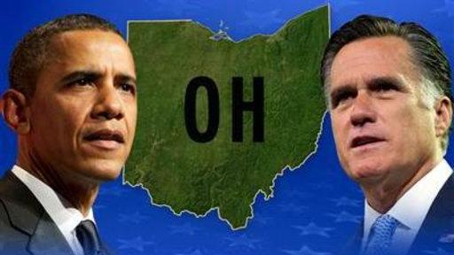 With 4 Days Left in Race, It's All About Ohio