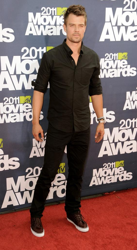 2011 MTV Movie Awards Josh Duhamel
