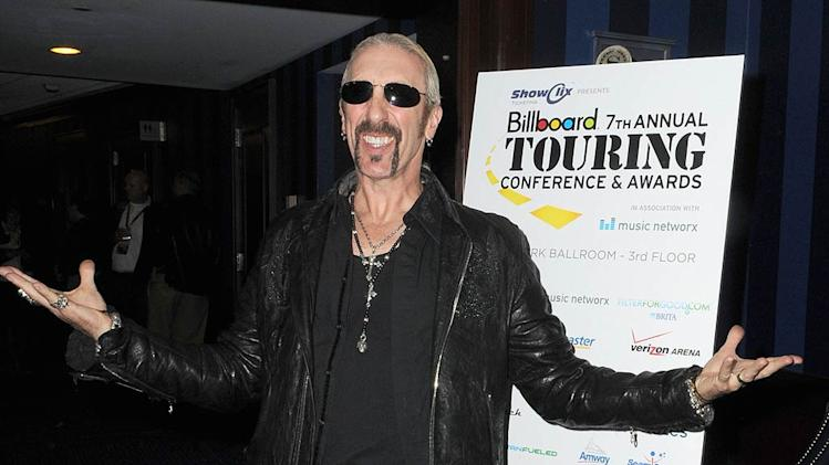 Dee Snider Billboard Touring Conference