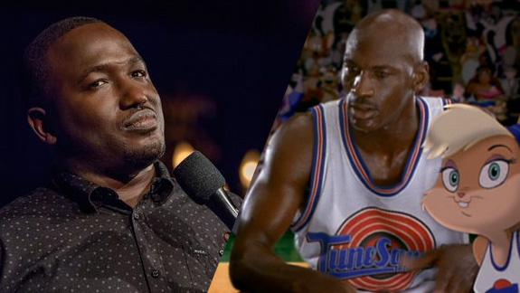 Hannibal Buress Played Michael Jordan In This Live Read Of 'Space Jam'