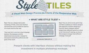 Great Responsive Web Design is a Matter of Process image style tiles