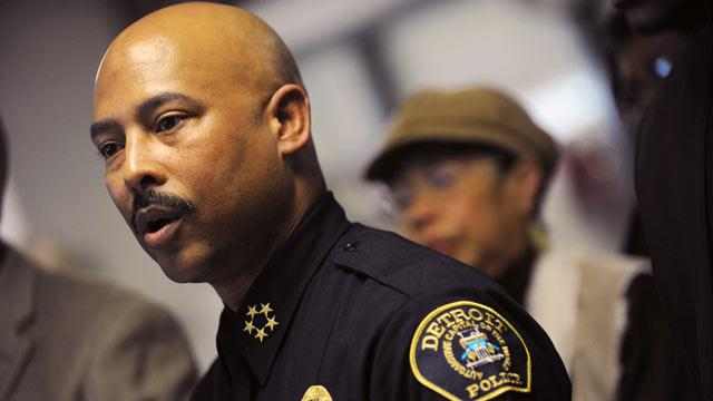 Detroit Police Chief Suspended Amid Sex Scandal Allegations