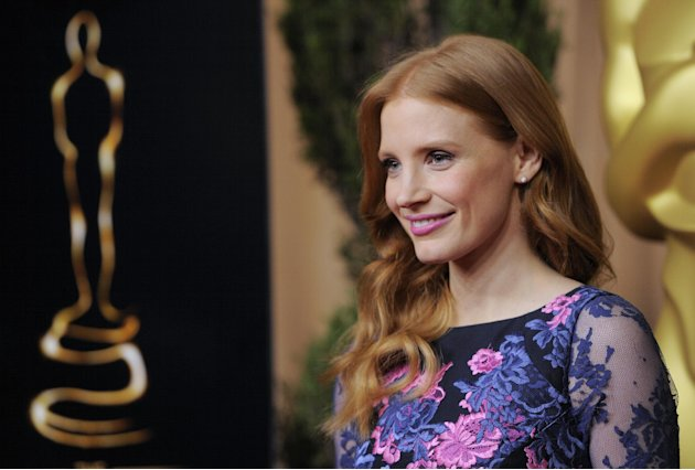 Jessica Chastain, nominated …