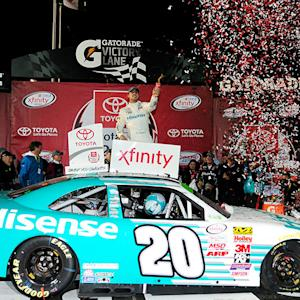 NXS Race Recap: Hamlin leads 248 of 250 laps