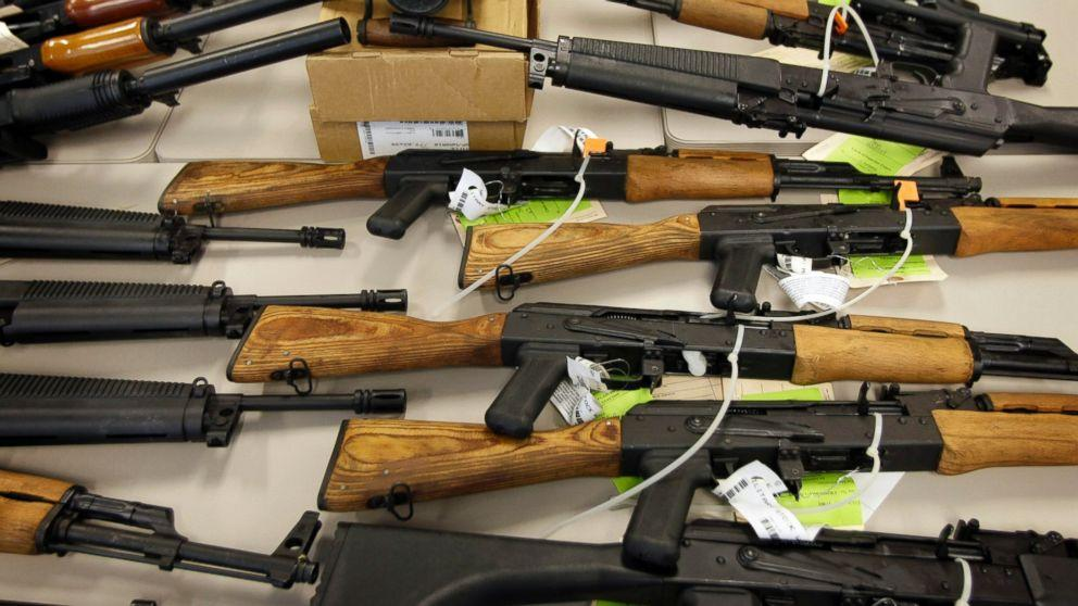 President Obama Considers Executive Action On Gun Background Checks