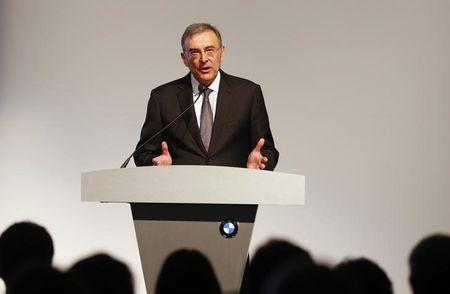 BMW CEO sees challenges mounting for successor