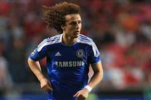 David Luiz adamant he will be fit for Champions League final