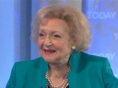 Betty White Talks Dancing With PSY On 'Rockers'