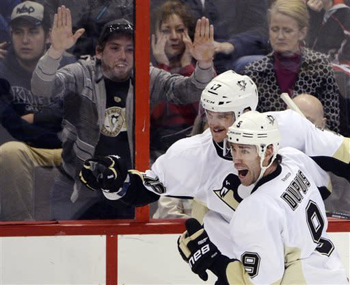 Penguins beat Senators 3-1 for 7th straight win