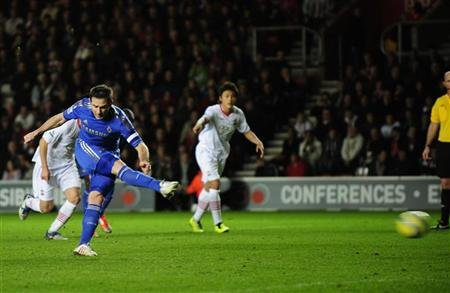 FA Cup :: Southampton [ 1 - 3 ] Chelsea 