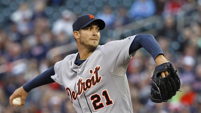 Tigers ride big 3rd inning to 10-6 win over Twins