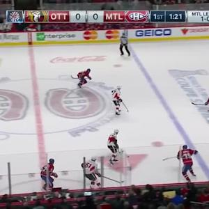 Ottawa Senators at Montreal Canadiens - 04/17/2015