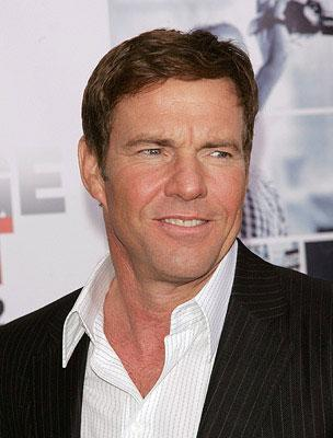 Dennis Quaid at the New York City premiere of Columbia Pictures' Vantage Point