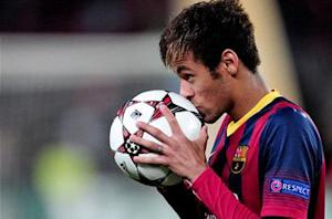 Santos files injunction for Neymar transfer details