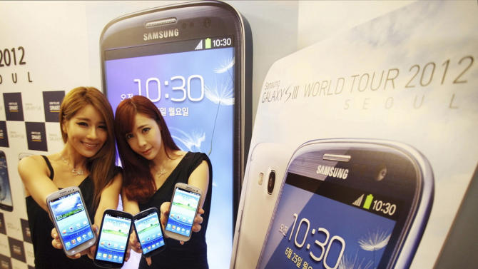 Samsung: Galaxy S III sales to hit 10 mln in July