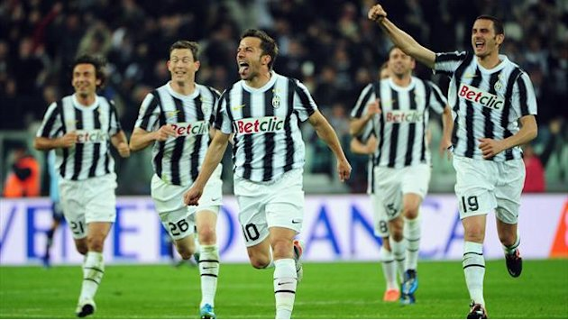 Juventus back on top after defeating Lazio