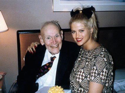 Anna Nicole and J. Howard Marshall